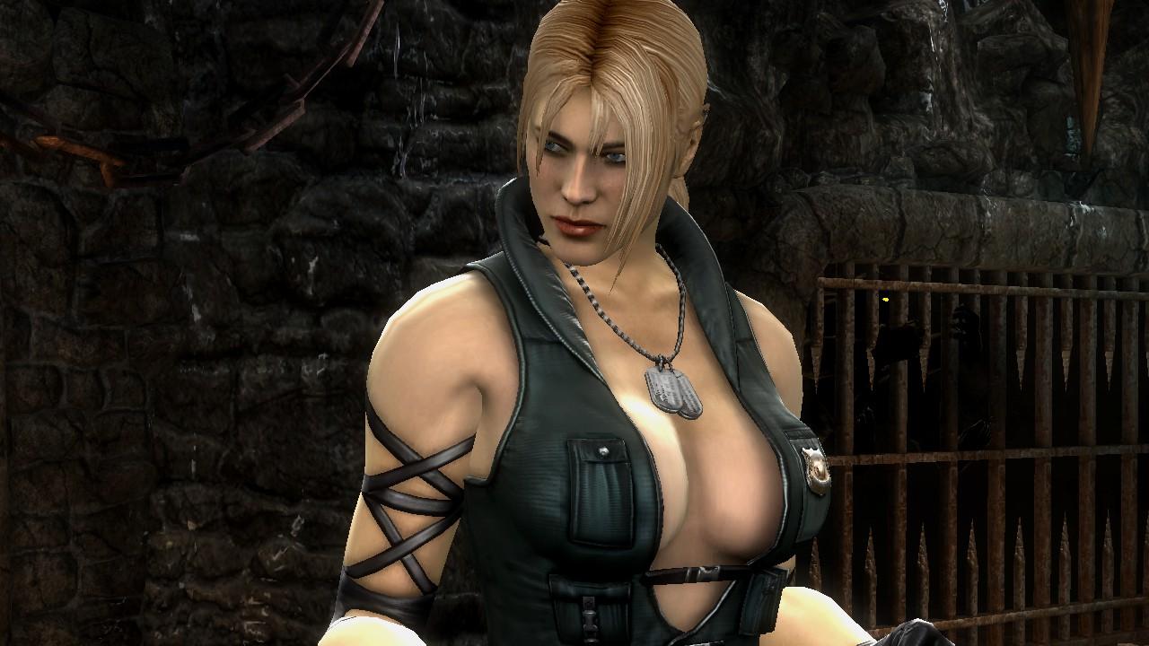 Mortal Kombat (2011): Modo historia (cap. 2: Sonya Blade)