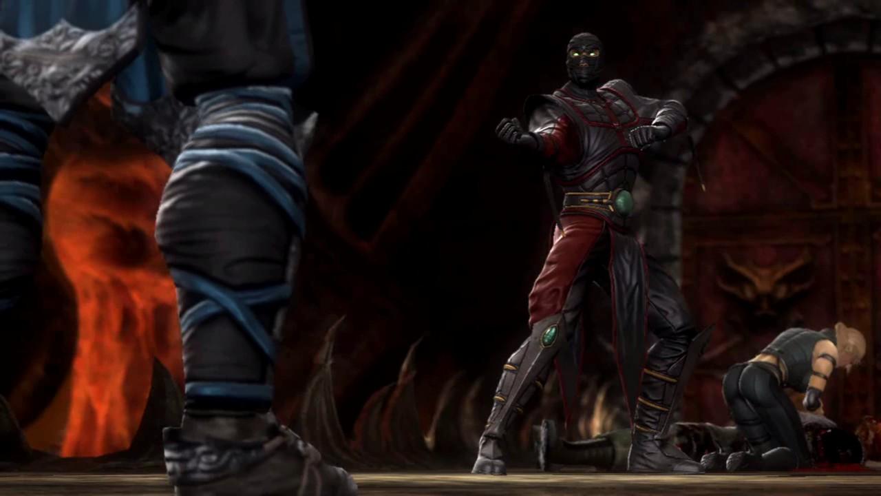 Mortal Kombat (2011): Modo historia (cap. 8: Sub-Zero)