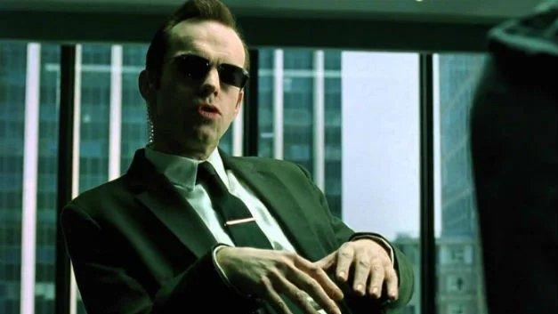 Agente Smith (The Matrix)