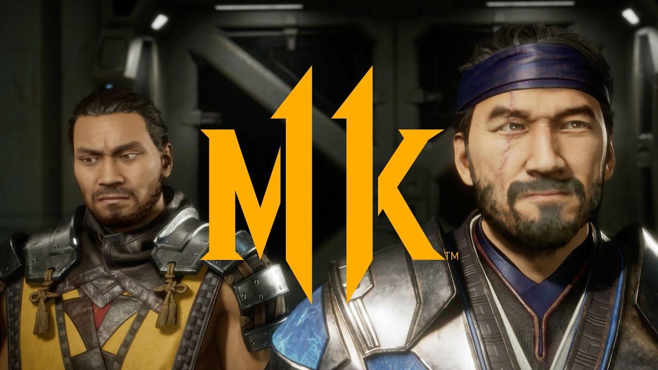 Mortal Kombat 11 - trailer de lanzamiento (portada)