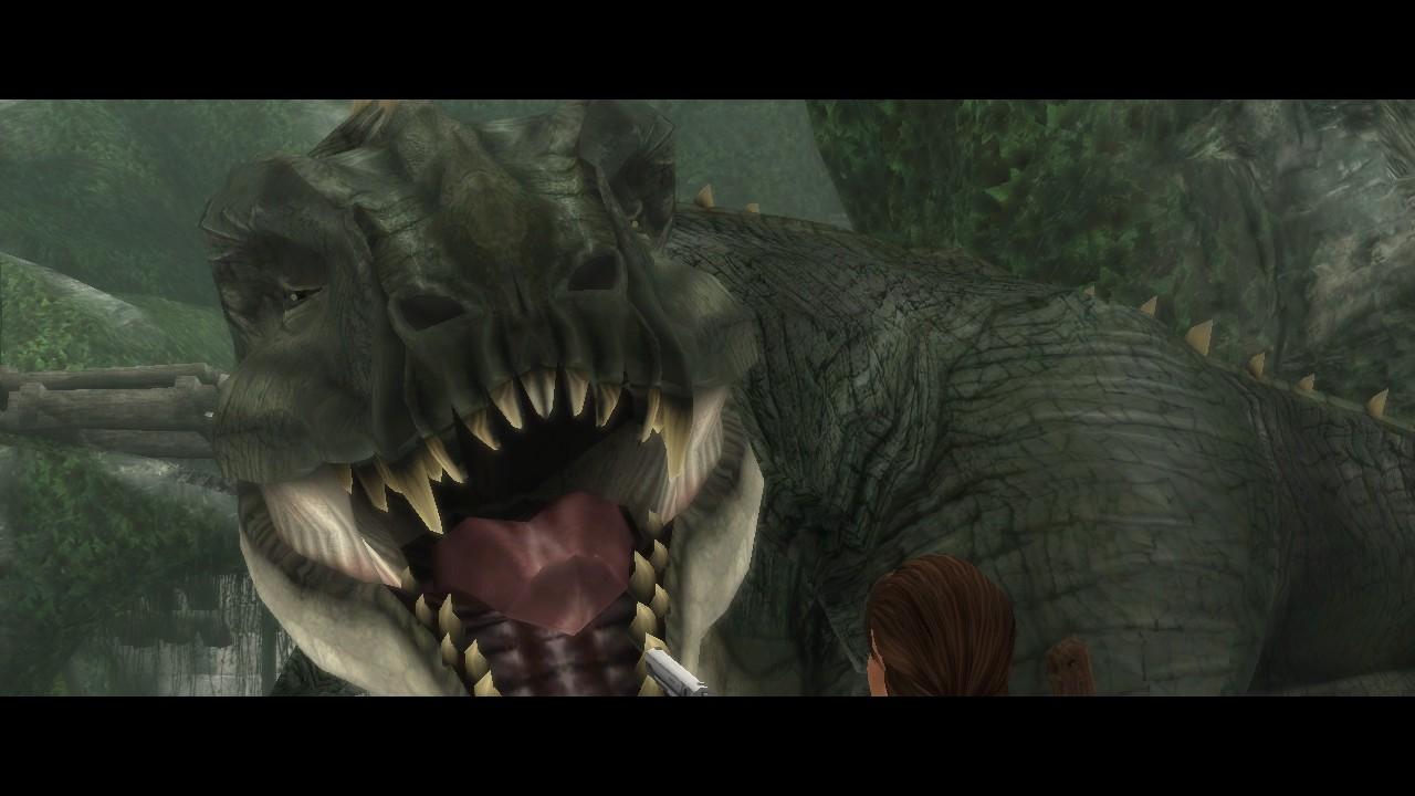 Encuentro con el T-Rex