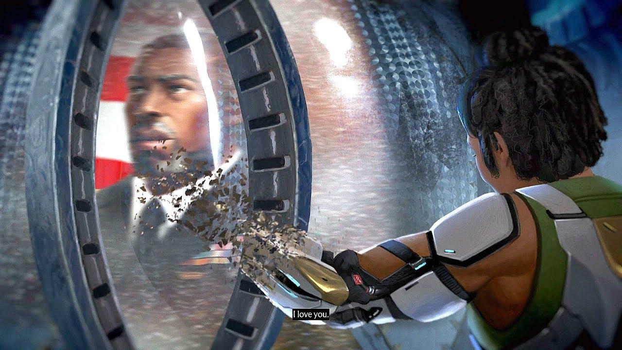 Final de Jacqui Briggs en Mortal Kombat 11