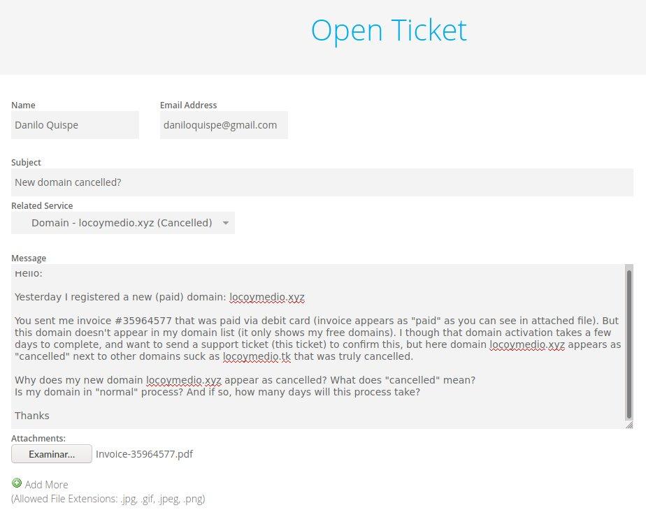 Formulario ticket de soporte Freenom (2020-09-29)